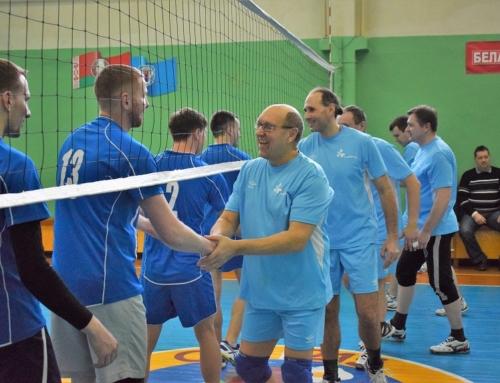 XX круглогодичная спартакиада — волейбол 2018