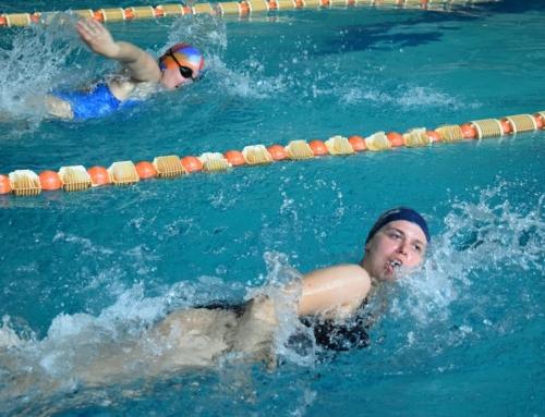 XX круглогодичная спартакиада — плавание 2018