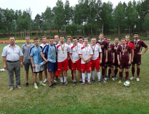 XXI круглогодичная спартакиада — мини-футбол 2019